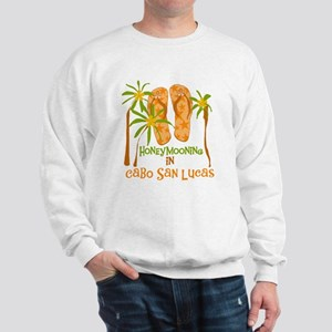 Honeymoon Cabo San Lucas Sweatshirt