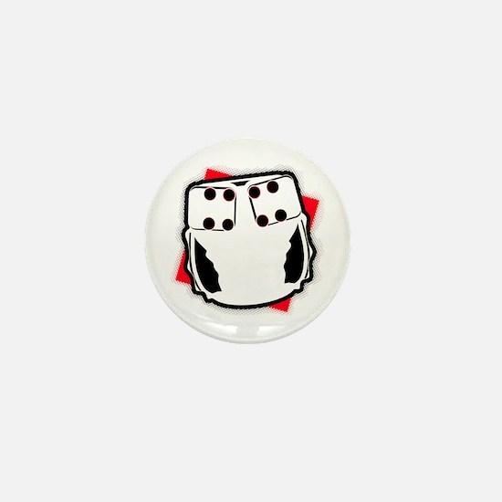 Cool Cloth diaper advocacy Mini Button (100 pack)