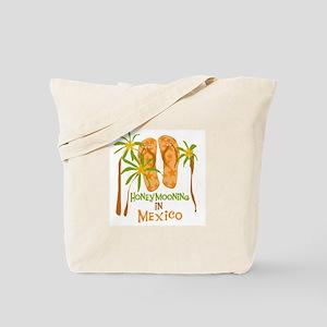 Honeymoon Mexico Tote Bag
