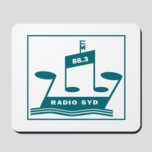 RADIO SYD Sweden 1965 -  Mousepad