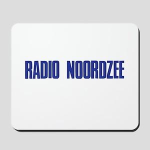 RADIO NOORDZEE Ger/UK/Neth 1972 -  Mousepad