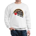 I Love My Nuts Sweatshirt