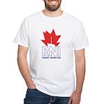 RADIO NORDZEE Ger/Neth/UK 1971 - White T-Shirt