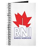 RADIO NORDZEE Ger/Neth/UK 1971 - Journal