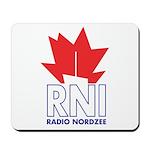 Radio Nordzee Ger/neth/uk 1971 - Mousepad