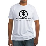 RADIO MONIQUE Netherlands (unk) - Fitted T-Shirt