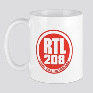 RADIO LUXEMBOURG 1980S -  Mug