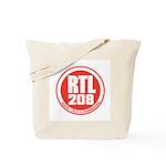 RADIO LUXEMBOURG 1980S -  Tote Bag