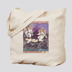 He is not Here - He is Risen! Tote Bag