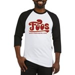 FOOS - Be The Greatest - Baseball Jersey