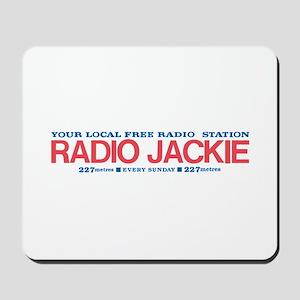 RADIO JACKIE London 1971 -  Mousepad