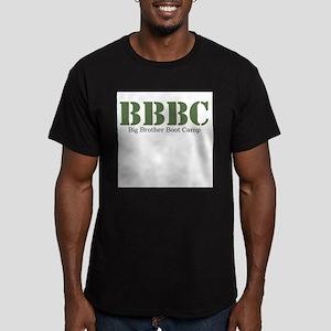 BBBC - Men's Fitted T-Shirt (dark)