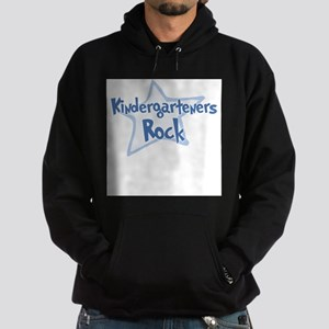 Kindergarteners Rock - Hoodie (dark)