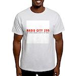 RADIO CITY England 1965 -  Ash Grey T-Shirt
