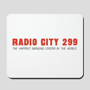 RADIO CITY England 1965 -  Mousepad