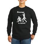 Revenge Long Sleeve Dark T-Shirt