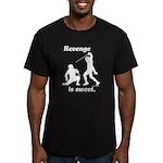 Revenge Men's Fitted T-Shirt (dark)