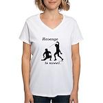 Revenge Women's V-Neck T-Shirt
