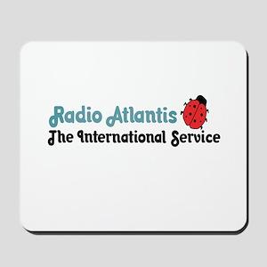 RADIO ATLANTIS Netherlands/UK Mousepad