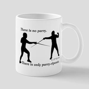 Parry-Riposte Mug