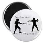 Parry-Riposte Magnet