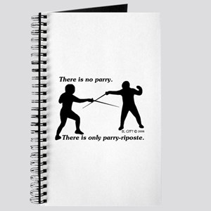 Parry-Riposte Journal
