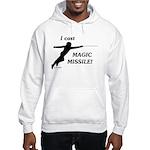 Magic Missile Hooded Sweatshirt