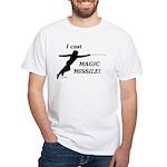 Magic Missile White T-Shirt