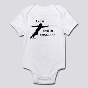 Magic Missile Infant Bodysuit