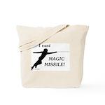 Magic Missile Tote Bag