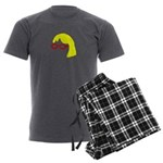 jane Men's Charcoal Pajamas