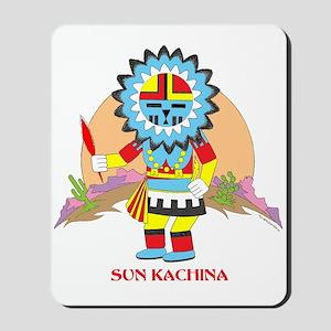 SUN KACHINA Mousepad