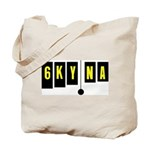 6KY Perth 1965 -  Tote Bag