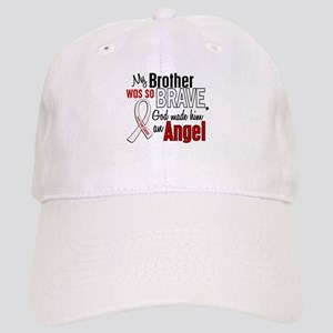 Angel 1 BROTHER Lung Cancer Cap