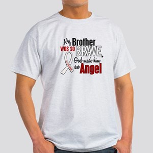 Angel 1 BROTHER Lung Cancer Light T-Shirt