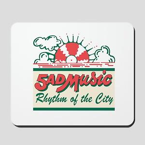 5AD Adelaide 1970s -  Mousepad
