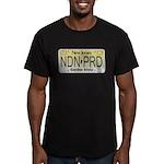 New Jersey NDN Pride Men's Fitted T-Shirt (dark)