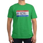 Ohio NDN Pride Men's Fitted T-Shirt (dark)