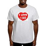 4GG Gold Coast (unk) Ash Grey T-Shirt