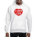 4GG Gold Coast (unk) Hooded Sweatshirt
