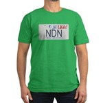Utah NDN Pride Men's Fitted T-Shirt (dark)