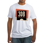 3DB Melbourne 1970 -  Fitted T-Shirt