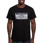 West Virginia NDN Pride Men's Fitted T-Shirt (dark