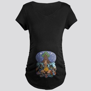 Big Sur 417 Maternity Dark T-Shirt