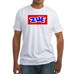 2UE Sydney 1958 -  Fitted T-Shirt