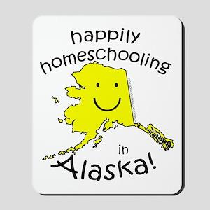 Happy in AK Mousepad