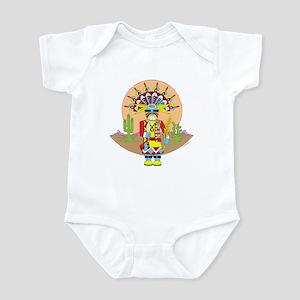 BUTTERFLY KACHINA Infant Bodysuit