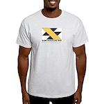 1XX New Zealand 1971 -  Ash Grey T-Shirt