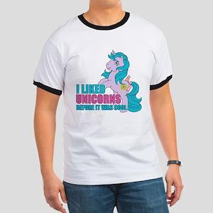 MLP Retro Like Unicorns Women's Dark T-Shirt