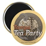 Tampa Tax Day Tea Party Magnet